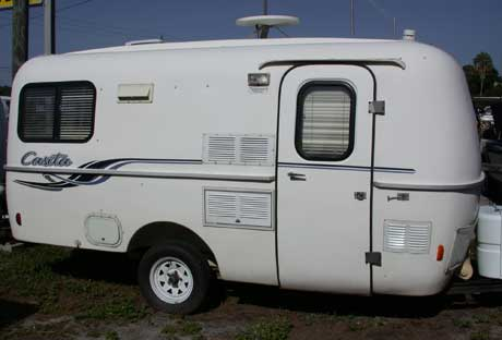 Used Casita Travel Trailer - SARASOTA RV CENTER - Used Casita
